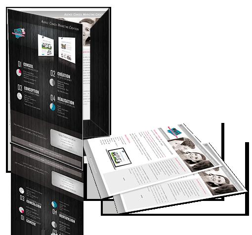 création de documents imprimes pour les entreprises de Haute-Loire