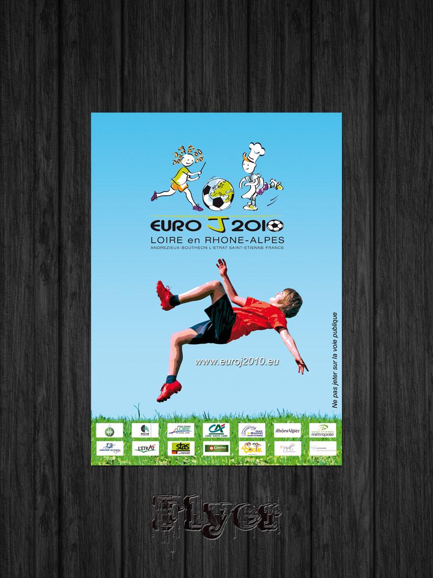 Création de flyers, affiches, et autres documents imprimés...