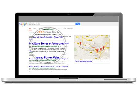Référencement local google en Haute-Loire
