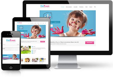 Agence Velay communication création de site internet Webresponsive au Puy-en-Velay