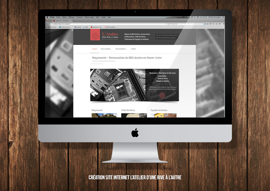 Un site Web pour développer son entreprise en Haute-Loire