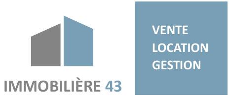 Logo Agence Immobilière 43 Le Puy-en-Velay